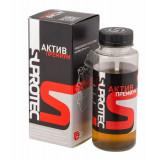 Присадка Актив Премиум в масло высоконагруженного двигателя для устранения расхода масла, задиров, восстановления компрессии и мощности