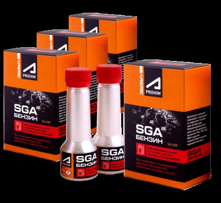 Запуск наборов СГА и СДА