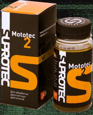 Присадка Супротек Mototec 2 (для мотоциклов),  триботехнический состав