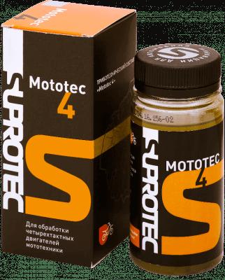 Присадка Супротек Mototec 4 (для мотоциклов), триботехнический состав